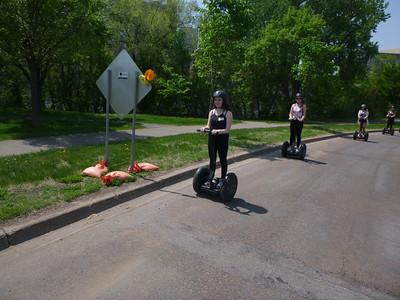 Minneapolis: May 17, 2018 (LOTW private tour)