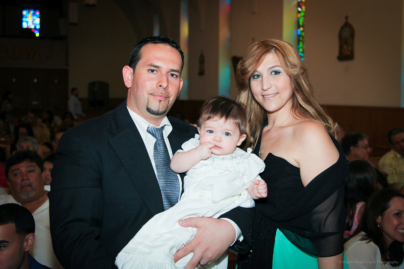 Orta Lopez Baptism