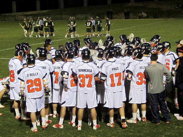 UVA Lacrosse Game