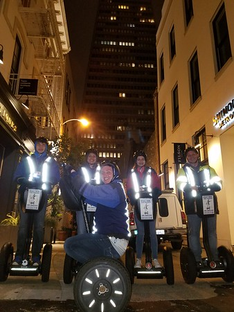 Segway Night Ride