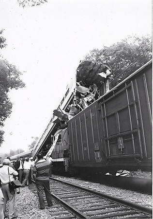 Beverly Mass Derailment August 11,1981