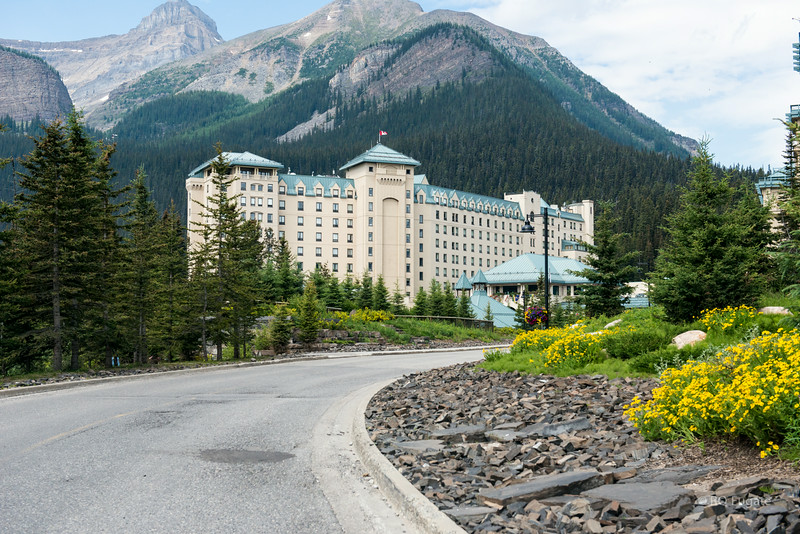 Fairmont Chateau Hotel at Lake Louise