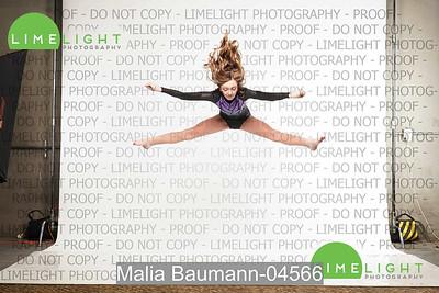 Malia Baumann