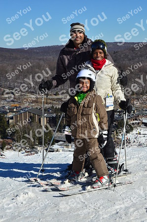Photos on the Slope 1-19-13