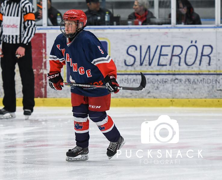 Göteborg Ishockey Cup 2019-01-03: Tyringe SoSS - Nyköping Hockey Ungdom