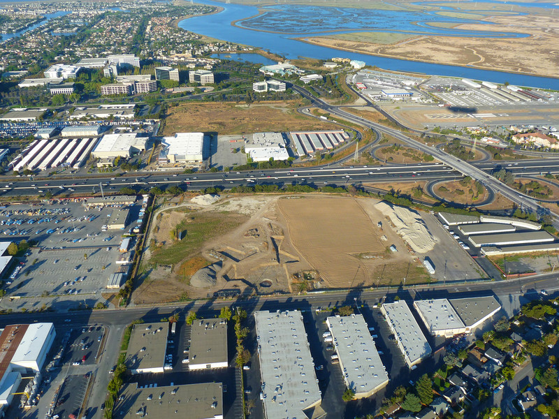 Holly and 101, site of future hospital / medical center.