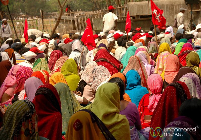 Communist Party Rally - Mumbai, India