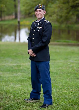 GCHS JROTC Military Ball 2015