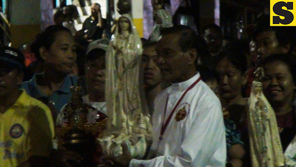 Sinulog 2012: 'Walk with Mary'
