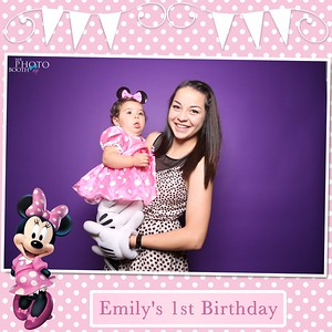 Emily's 1st Birthday | Nov. 17th 2013