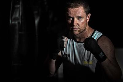 2012 White Collar Boxing - Portfolio shots