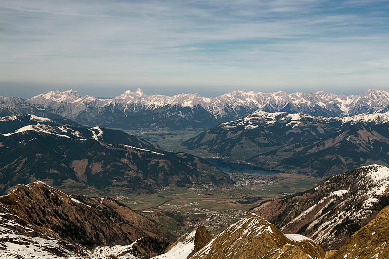 View from the Kitzsteinhorn