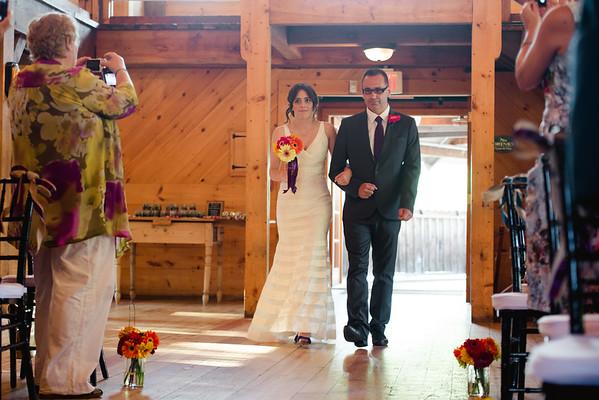 Lucy & Laura:  Ceremony