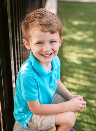 20210514 Brendan Pre-K School Photos