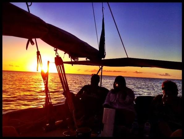 Rum tasting sunset.jpg