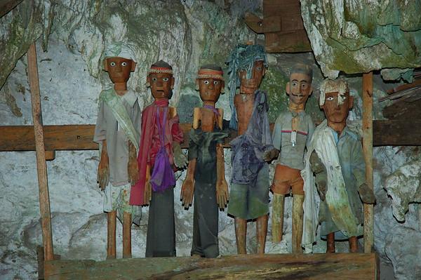 Tampangallo Cave