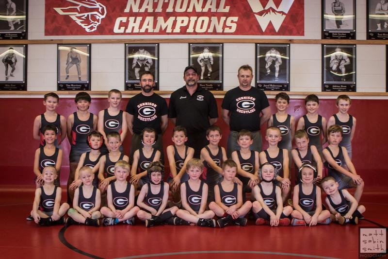 Gunnison Duster Wrestling