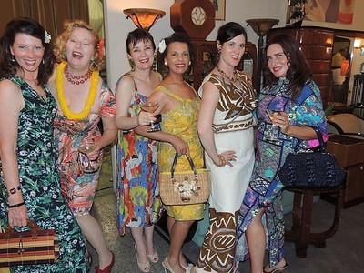 ArtDecoCollection.com Tropical Party