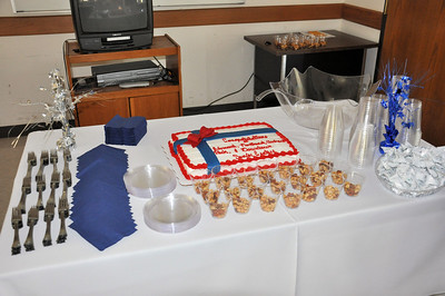 National Senior Center Accreditation Celebration April 18, 2012