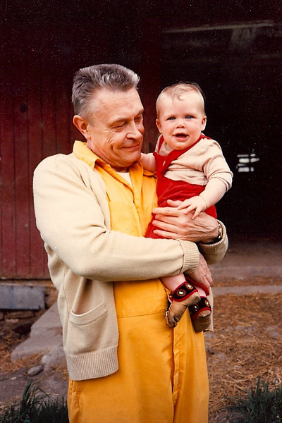 Isaac and Grandpa
