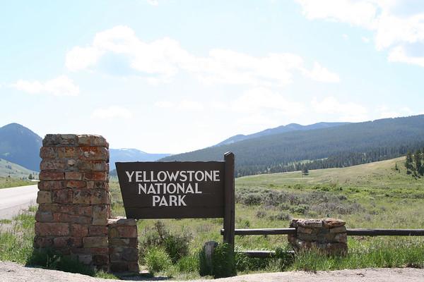 Yellowstone & Region Parks