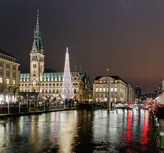 2009 11 27 Weihnachten in Hamburg