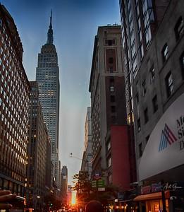 ManhattanHenge July 12