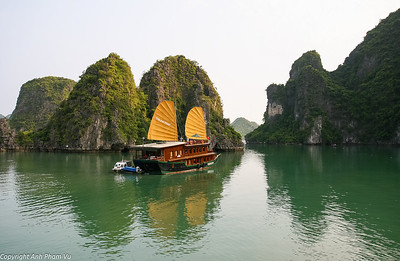 Ha Long Bay 2009