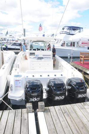Newport International Boat Show 2013