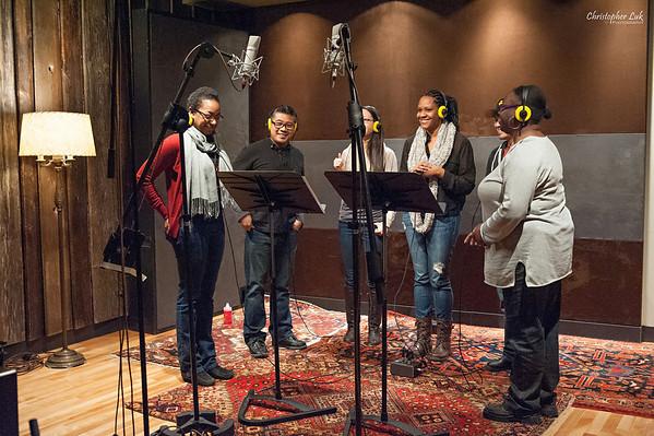 Revolution Recording - Day 5 (Saturday, February 23, 2013)