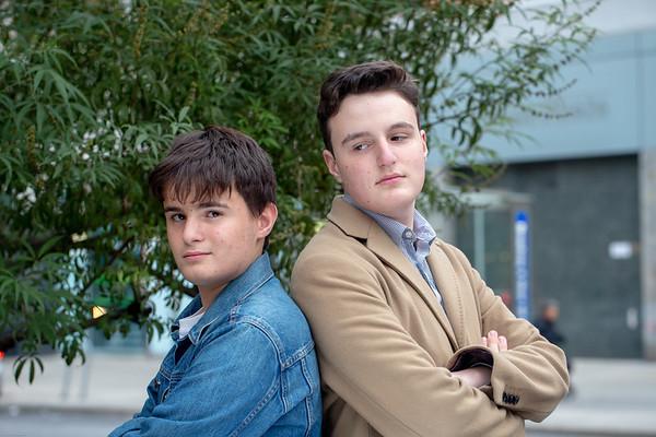 Aaron & Gabe
