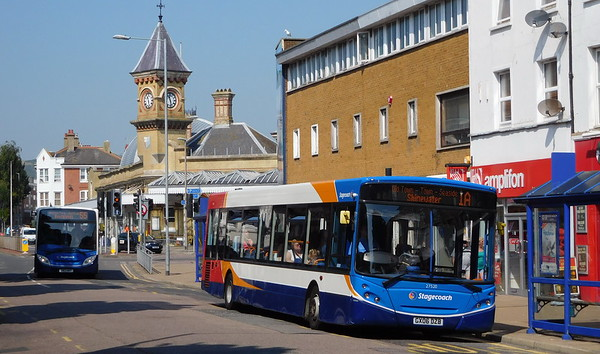 ADL Enviro300 - traditional styling