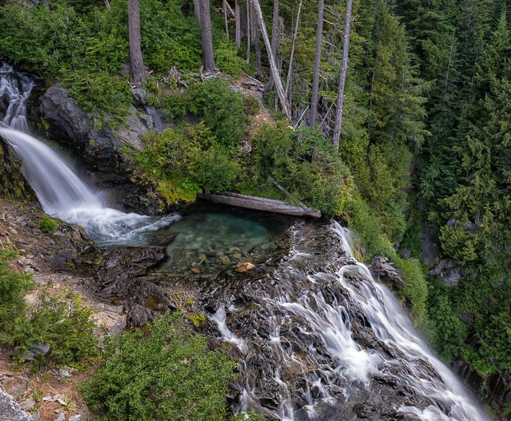 Upper + Lower Narada Falls
