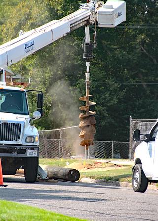 2020 Gas Line Cut    Main & Pearl