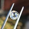 .91ct Antique Rose Cut Diamond GIA J SI2 16