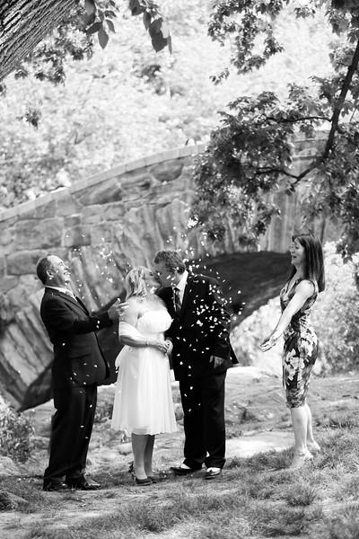 Sue and David's New York Dream Wedding 5-28-15