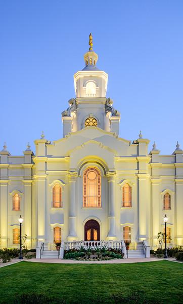 Tijuana Temple - Twilight