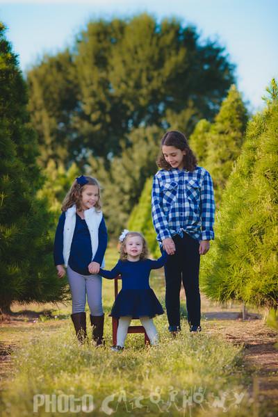 {Kids} Marci Tree Farm