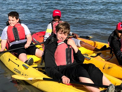 Fifth Grade Stone Harbor Trip - May 2019