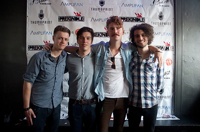 Prekindle Music Showcase presented by Thumbprint Music and Amplifan - SXSW 2014