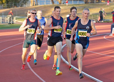 800 Meter Run