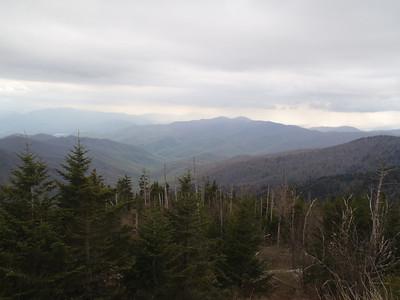 2012-04-16 Clingmans Dome, TN & NC, Southern Trip