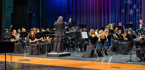 Roswell High School Wind Ensemble - Spring Concert 2011