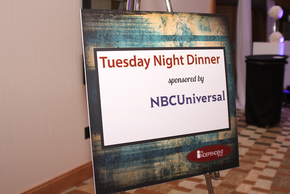 Tuesday Night Dinner & Comedian