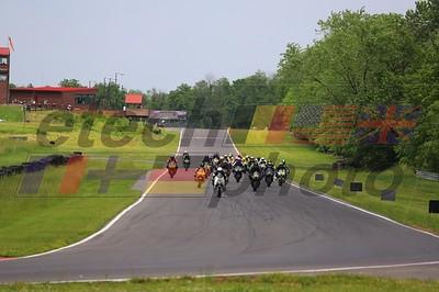 Race 3 GTU - Am