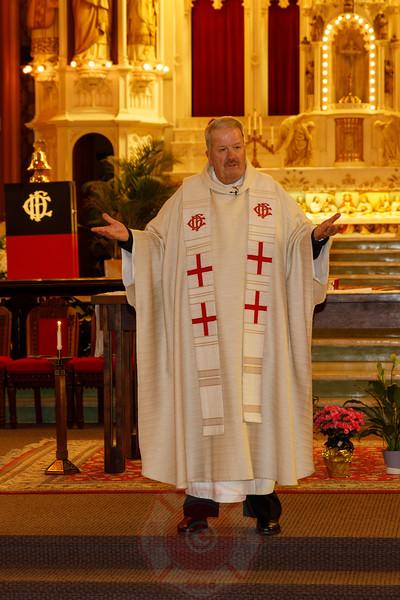Father Mulcrone Memorial Day Ceremony (last)