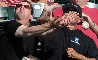 2012 Big 12 Baseball Tourney Bedlam
