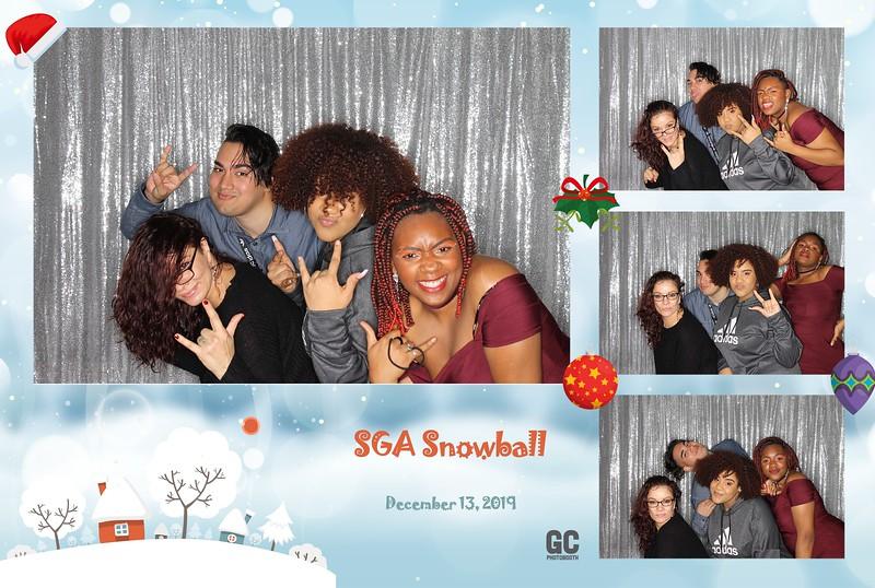 12/13/19 HCCC Snow Ball