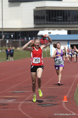 Track Region III Championships