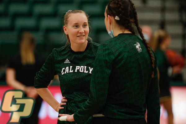 Cal Poly vs. Hawai'i 02062021